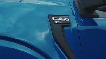2021 Ford F-150 TV Spot, 'Future Belongs to Everyone: F-150 STX' [T2] - Thumbnail 6