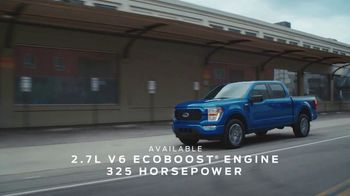 2021 Ford F-150 TV Spot, 'Future Belongs to Everyone: F-150 STX' [T2]