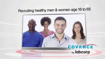 Covance Clinical Trials TV Spot, 'Greater Good: 18 to 65 Research Study'
