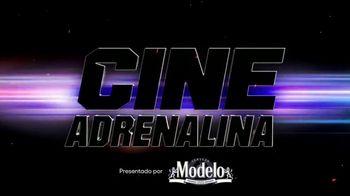 Modelo TV Spot, 'Cine adrenalina' [Spanish]