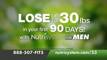 Nutrisystem for Men TV Spot, 'Lose 30 Pounds for Summer: 53% Off' - Thumbnail 2
