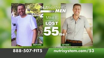 Nutrisystem for Men TV Spot, 'Lose 30 Pounds for Summer: 53% Off' - Thumbnail 7