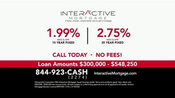Interactive Mortgage TV Spot, '1.99% and 2.75% Rate & APR' - Thumbnail 8