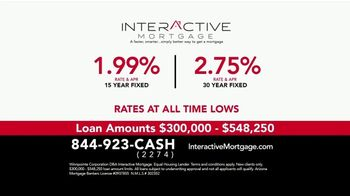 Interactive Mortgage TV Spot, '1.99% and 2.75% Rate & APR' - Thumbnail 2