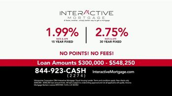 Interactive Mortgage TV Spot, '1.99% and 2.75% Rate & APR' - Thumbnail 4