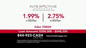 Interactive Mortgage TV Spot, '1.99% and 2.75% Rate & APR' - Thumbnail 5