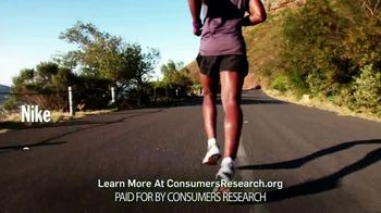 Consumers' Research TV Spot, 'Cover' - Thumbnail 9