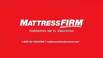 Mattress Firm TV Spot, 'Colchón pequeño' [Spanish] - Thumbnail 10