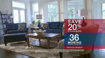 La-Z-Boy Memorial Day Sale TV Spot, 'Experience' - Thumbnail 9