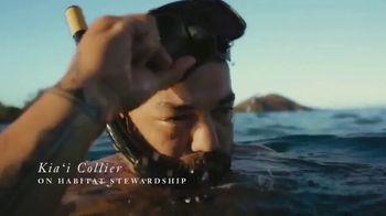 The Hawaiian Islands TV Spot, 'Habitat Stewardship: Kia'i Collier' - Thumbnail 3