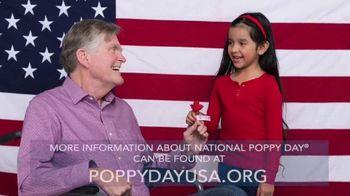 The American Legion Poppy Day TV Spot, 'Donations: Veterans Assistance' - Thumbnail 10