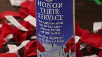 The American Legion Poppy Day TV Spot, 'Donations: Veterans Assistance' - Thumbnail 5
