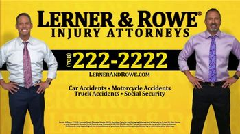Lerner and Rowe Injury Attorneys TV Spot, 'Nicole' - Thumbnail 6