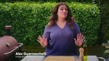 Walmart TV Spot, 'Food Network: Summer Pizza' Featuring Alex Guarnaschelli - Thumbnail 1