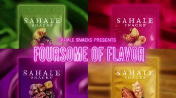 Sahale Snacks TV Spot, 'Turn Your Snack On'
