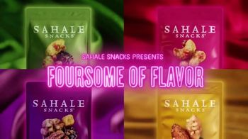 Sahale Snacks TV Spot, 'Turn Your Snack On' - Thumbnail 3