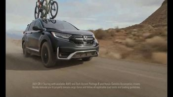 2021 Honda CR-V TV Spot, 'Rise to the Challenge: CR-V' Song by Vampire Weekend [T2] - 12 commercial airings