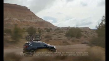 2021 Honda CR-V TV Spot, 'Rise to the Challenge: CR-V' Song by Vampire Weekend [T2] - Thumbnail 3