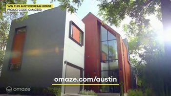 Omaze TV Spot, 'Austin Dream Home'