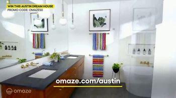 Omaze TV Spot, 'Austin Dream Home' - Thumbnail 4