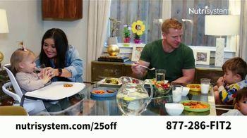 Nutrisystem Partner Plan TV Spot, 'Twice the Motivation' Sean Lowe, Catherine Lowe - Thumbnail 3