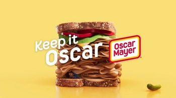 Oscar Mayer TV Spot, 'Keep It Oscar: Sandwich Bed' - Thumbnail 8