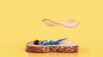 Oscar Mayer TV Spot, 'Keep It Oscar: Sandwich Bed' - Thumbnail 3