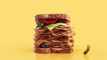 Oscar Mayer TV Spot, 'Keep It Oscar: Sandwich Bed' - Thumbnail 7