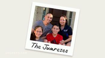 Orchard TV Spot, 'The Juarezes'