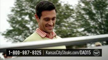 Kansas City Steak Company TV Spot, 'Father's Day: Timeless'