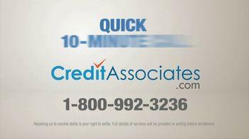 Credit Associates TV Spot, 'Out of Control Debt: Stimulus Money' - Thumbnail 6