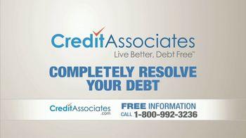Credit Associates TV Spot, 'Out of Control Debt: Stimulus Money' - Thumbnail 3