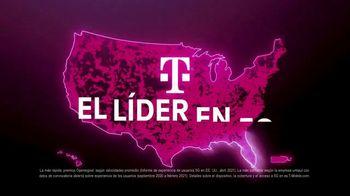 T-Mobile TV Spot, 'Netflix on Us: Drama' con LeJuan James  [Spanish] - Thumbnail 7