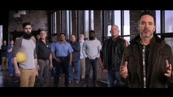 The American Legion TV Spot, 'A New Generation' Featuring Jimmie Johnson
