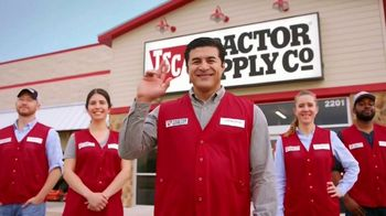 Tractor Supply Co. TV Spot, 'Post-Memorial Day'