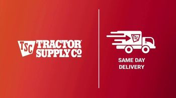 Tractor Supply Co. TV Spot, 'Post-Memorial Day' - Thumbnail 8