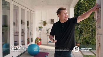 WW TV Spot, 'Let Me Show You How: Phone Right There: 60% Off + Free Cookbook' Feat. James Corden