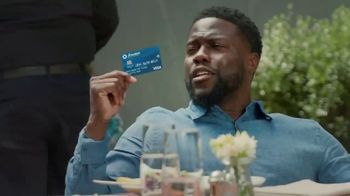 Chase Freedom Unlimited TV Spot, 'Dining' Featuring Kevin Hart