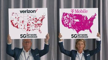 T-Mobile TV Spot, 'See for Yourself: Judges'