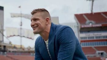 Wolf & Shepherd TV Spot, 'Step Up' Featuring Rob Gronkowski - 127 commercial airings