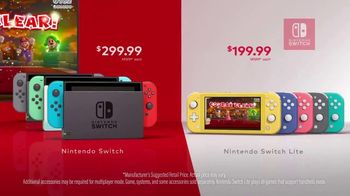 Nintendo Switch TV Spot, 'Our Way to Play: Teamwork' - Thumbnail 8