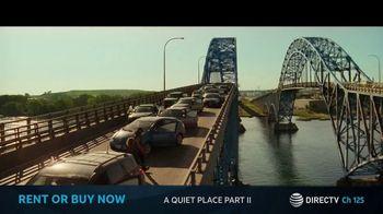 DIRECTV Cinema TV Spot, 'A Quiet Place Part II'
