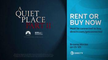 DIRECTV Cinema TV Spot, 'A Quiet Place Part II' - Thumbnail 10