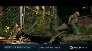 DIRECTV Cinema TV Spot, 'A Quiet Place Part II' - Thumbnail 2