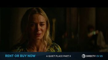 DIRECTV Cinema TV Spot, 'A Quiet Place Part II' - Thumbnail 4
