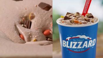 Dairy Queen Reese's Extreme Blizzard TV Spot, 'Skydiving' - Thumbnail 3