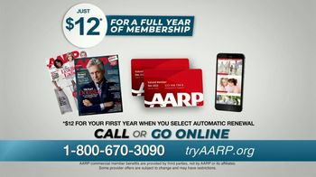 AARP Services, Inc. TV Spot, 'Benefits Start Instantly: Now You Know' - Thumbnail 10