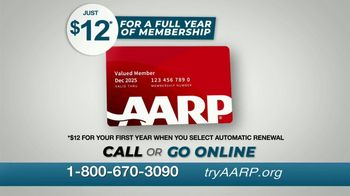 AARP Services, Inc. TV Spot, 'Benefits Start Instantly: Now You Know' - Thumbnail 5