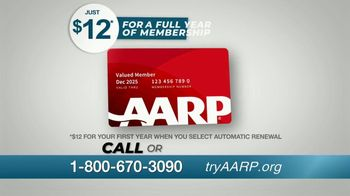 AARP Services, Inc. TV Spot, 'Benefits Start Instantly: Now You Know' - Thumbnail 8