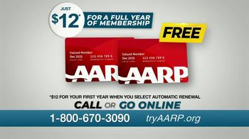 AARP Services, Inc. TV Spot, 'Benefits Start Instantly: Now You Know' - Thumbnail 9